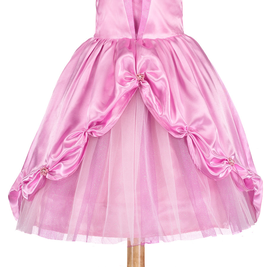 Children's Pink Fairytale Princess Dress, Children's Costume - Travis designs