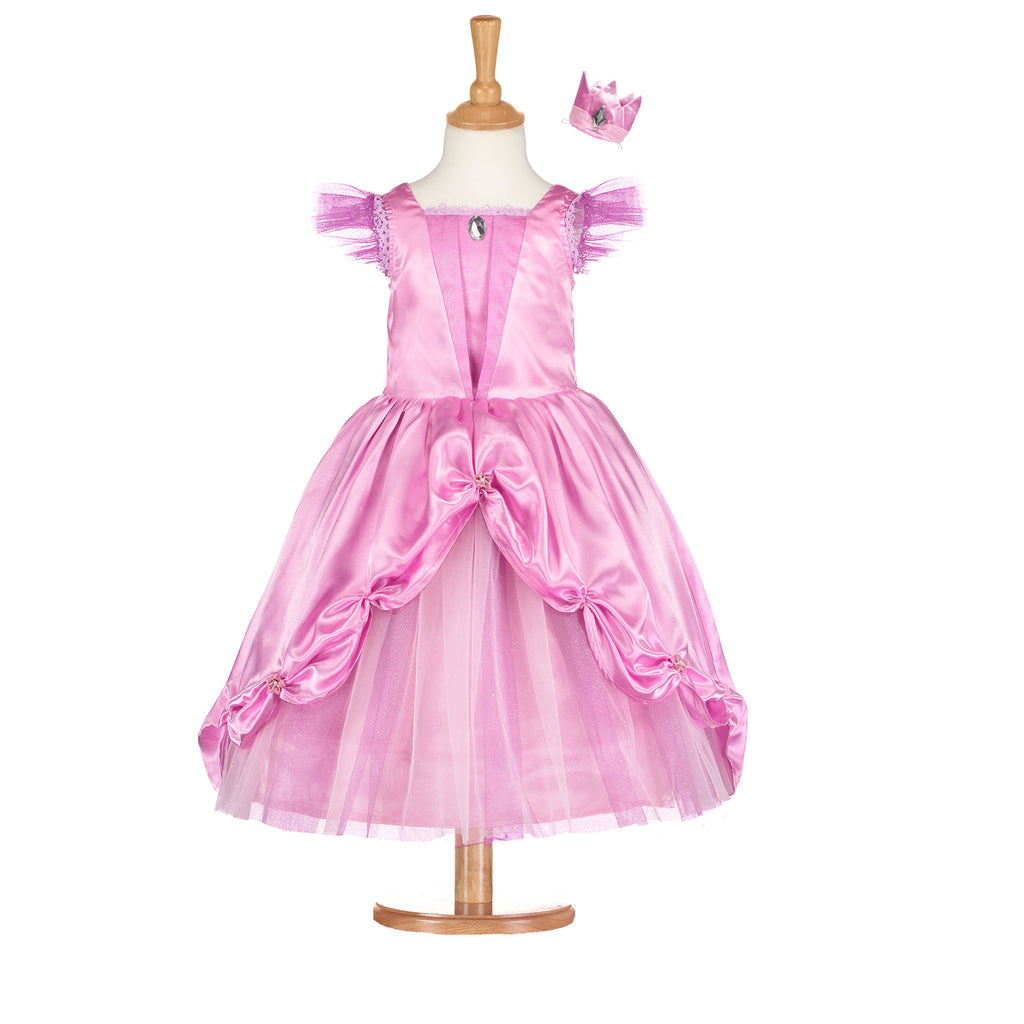 Pink Fairytale Princess -Princess Dress, Children's Costume - Travis designs