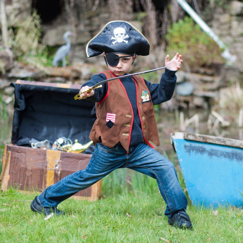 Kids Pirate Costume , Children's Costume - Time to Dress Up
