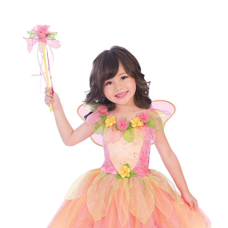 Peach Sorbet Fairy Fancy Dress-Personalised