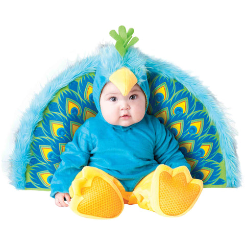 Peacock Baby Fancy Dress Costume