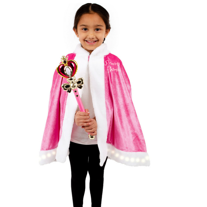 Personalised Light up Fairytale Cape