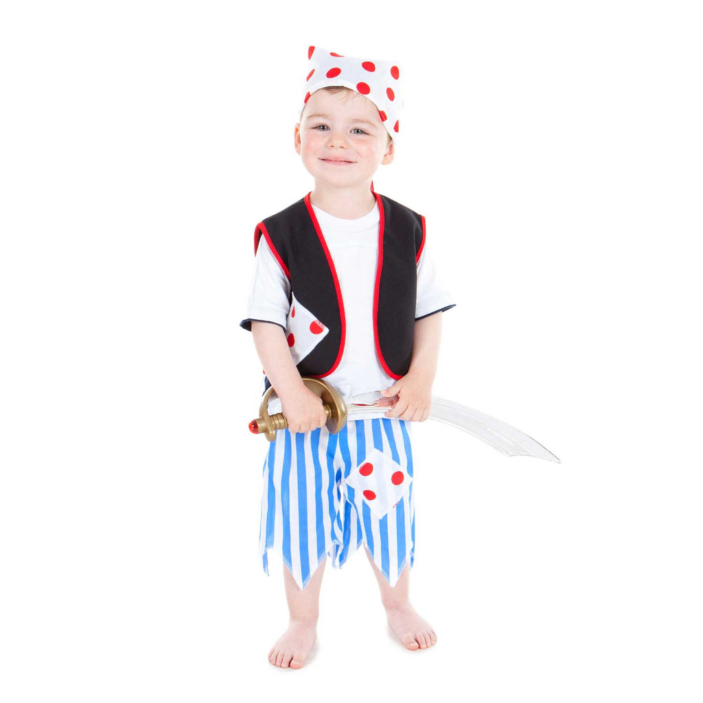Children's Pirate Costume