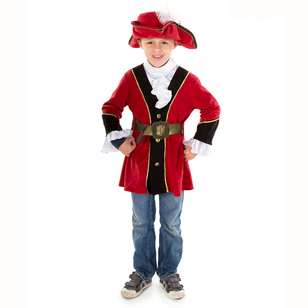 Pirate  Captain Dress Up