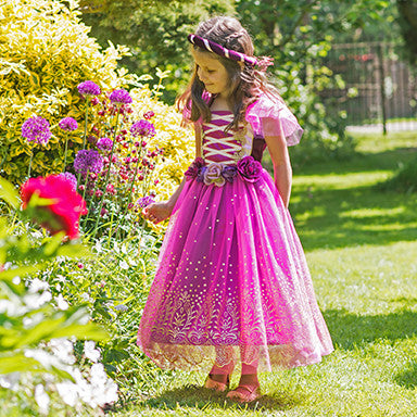 Children's Oriental Princess Dress Up Costume