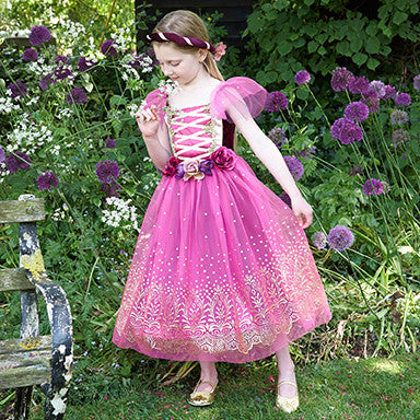 Plum Princess Dress , Children's Costume - Travis Designs, Ayshea Elliott - 3