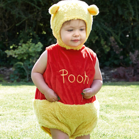 Winnie the Pooh Baby Fancy Dress Costume - Official Disney