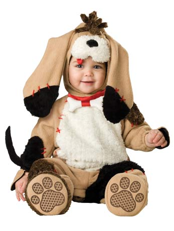 Baby Puppy Ciostume-Precious Puppy-Time to Dress Up 2