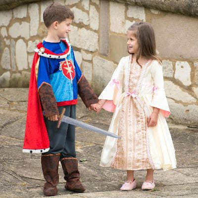 Children's Medieval Prince Dress Up , Kids Prince Costume, Children's Costume - Time to Dress Up, Ayshea Elliott - 2