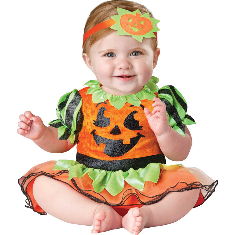 Pumpkin Baby Fancy Dress Costume , Baby Costume - In Character, Ayshea Elliott