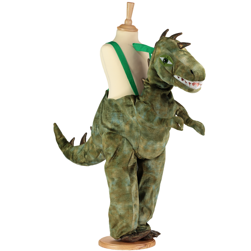 Children's Ride In Dinosaur Dressing Up , Ride on Costume