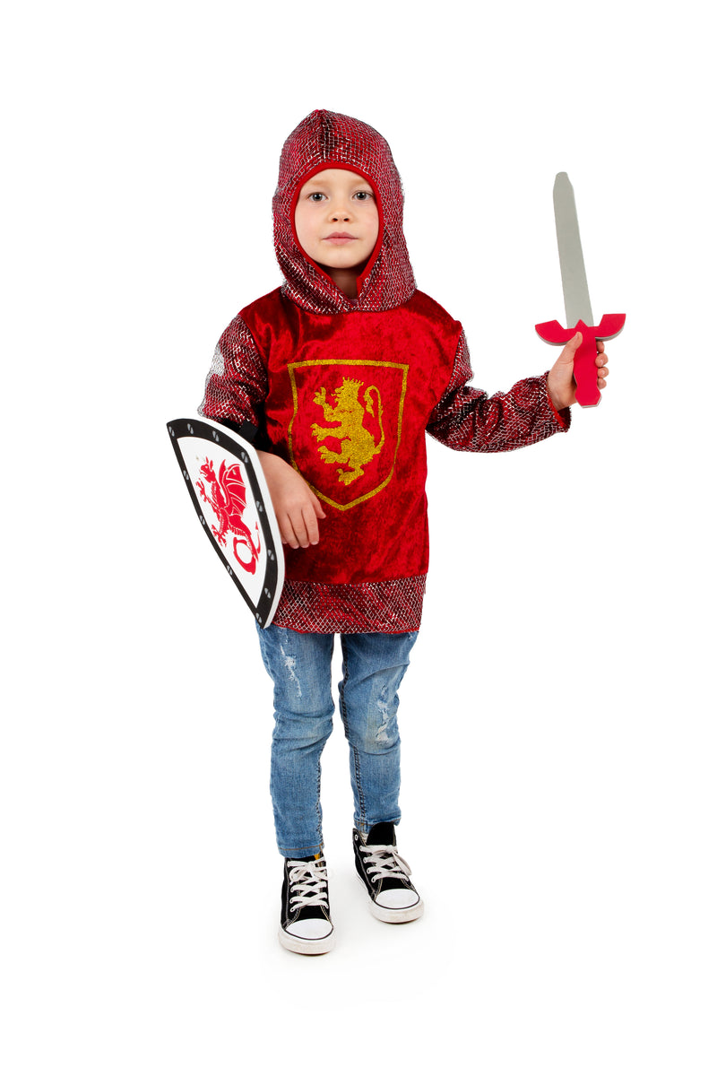 Children's Knight Cistume -Kids Knight Costume -Time to Dress up