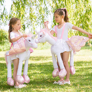 Ride On Unicorn Costume , Children's Costume - Time to Dress Up - Ayshea Elliott - 2
