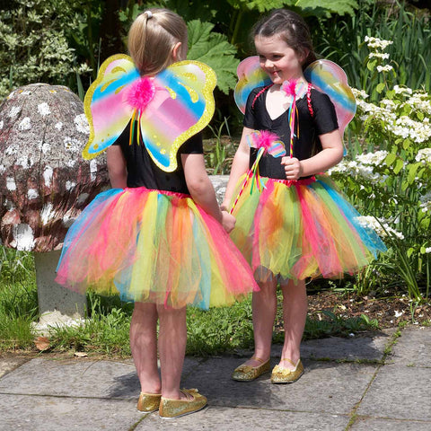 Children's Fairy Set - Rainbow