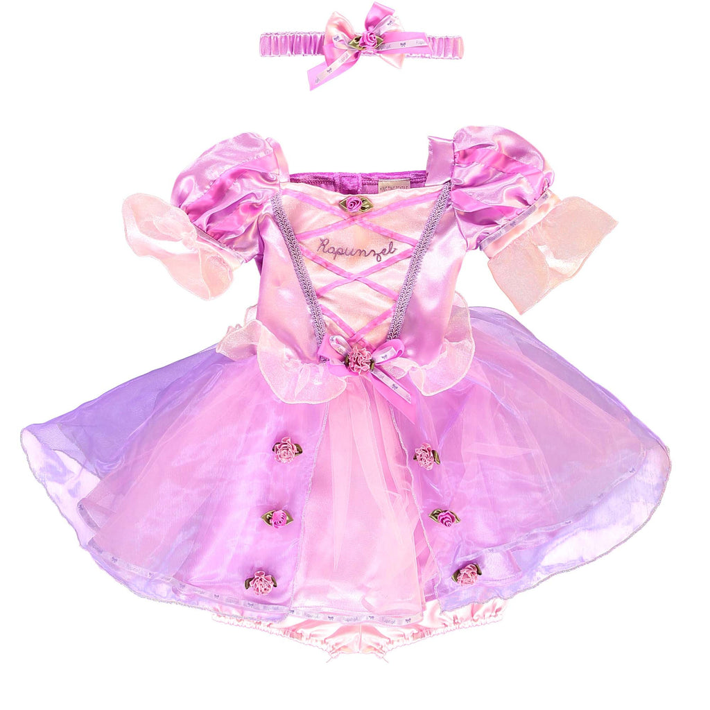 Rapunzel Baby Princess Dress , Baby Costume - Disney Baby, Ayshea Elliott  - 2
