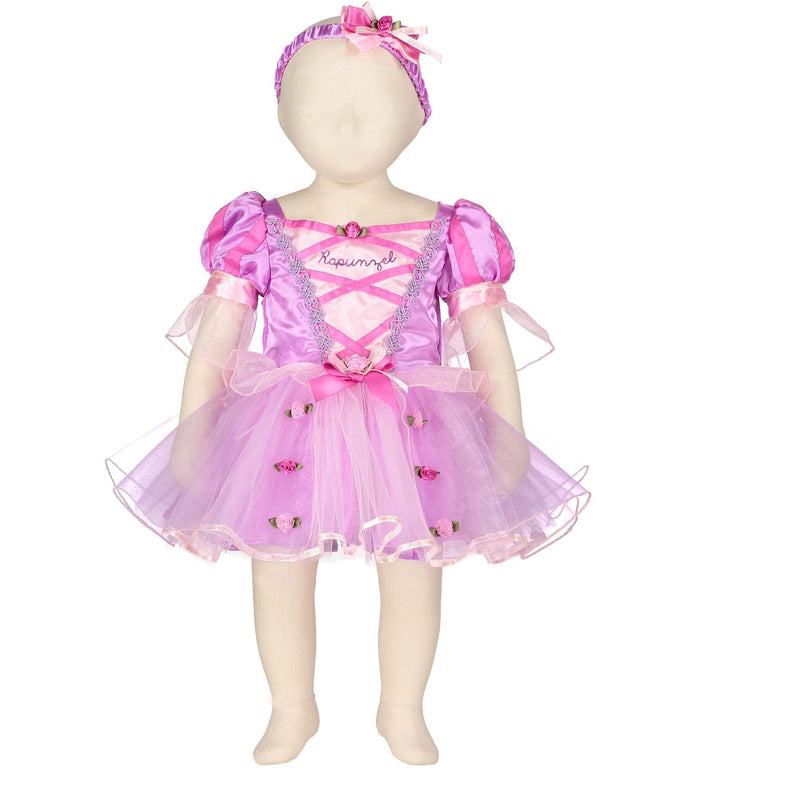 Rapunzel Baby Princess Dress , Baby Costume - Disney Baby, Ayshea Elliott  - 3