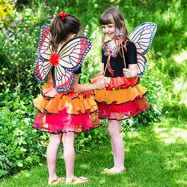 Red Admiral Butterfly Fairy Set , Accessories - Travis Designs, Ayshea Elliott