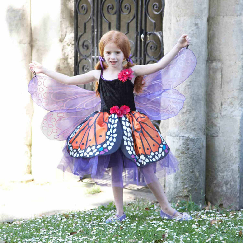 Children's Red Admiral Butterfly Dress Up , Children's Costume - Time to Dress Up, Ayshea Elliott  - 1