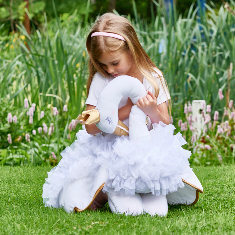 Ride on Glide on Swan- Ride on Swan -Childrens Costume -Time to Dress Up -2