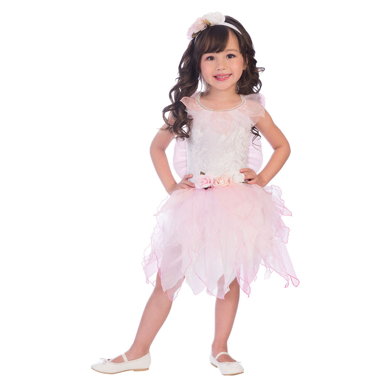 Rosebud Fairy Fancy Dress