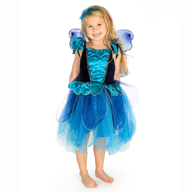 Sapphire Fairy Dress Up Costume