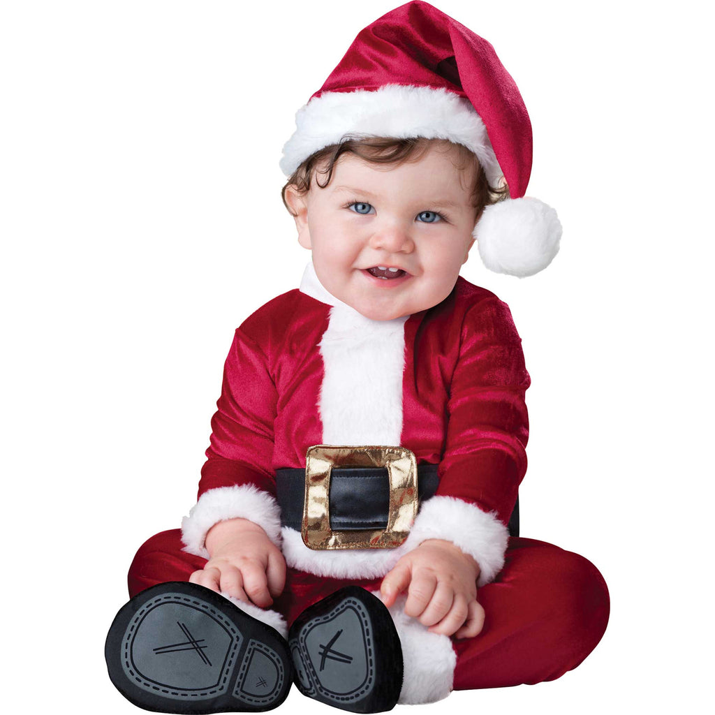 Santa Baby Fancy Dress Costume , Baby Costume - In Character, Ayshea Elliott