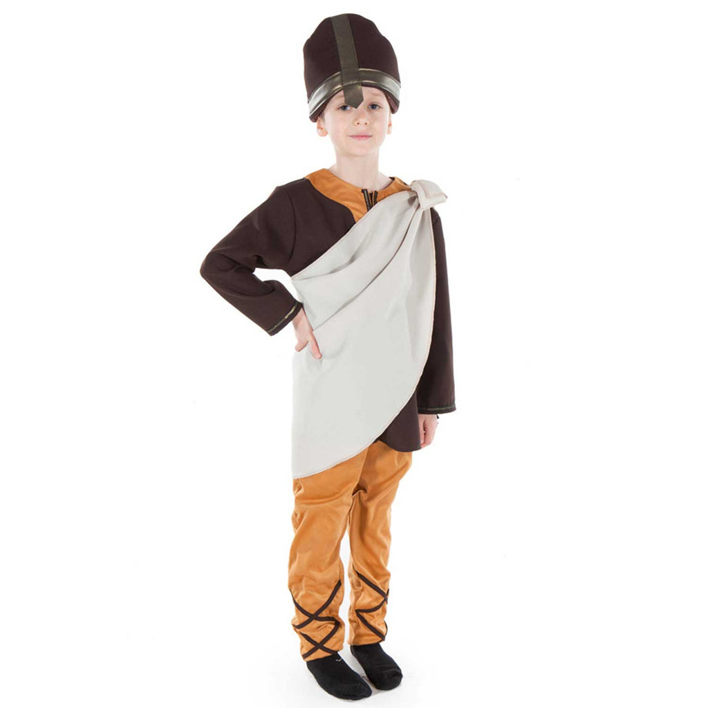 Children's Saxon Man Costume , Children's Costume - Pretend to Bee, Ayshea Elliott  - 1