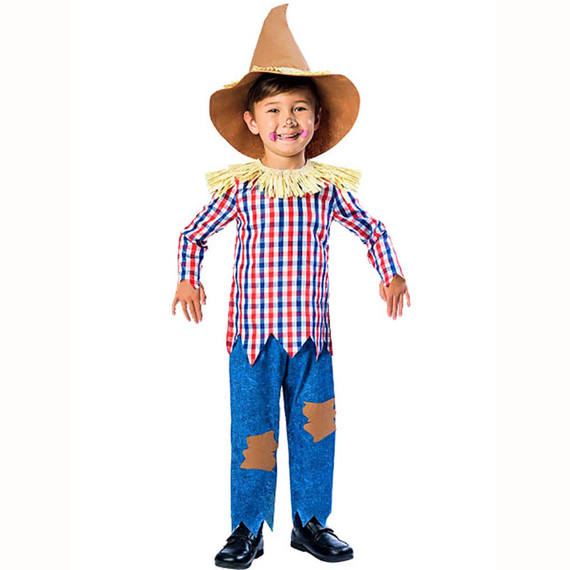 Wizard of Oz Scarecrow Fancy Dress Costume