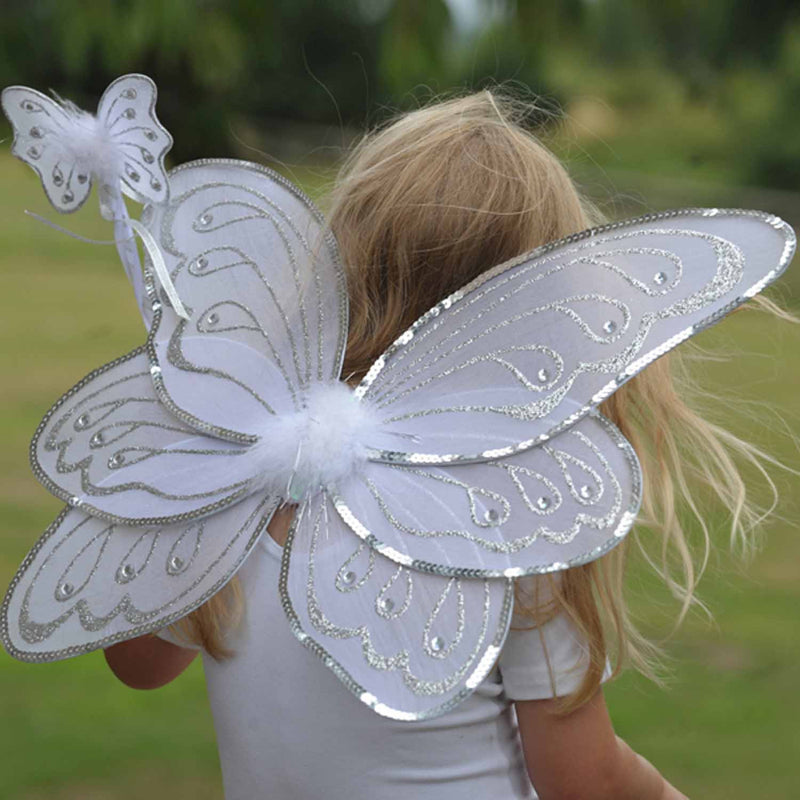 Children's Fairy Wing & Wand Dress Up , Fairy Wings, Accessories - Accessories, Ayshea Elliott - 1
