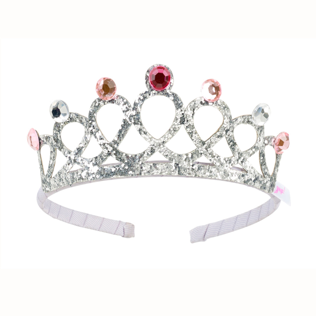 Glitter Crown Tiara