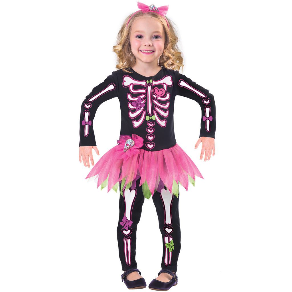 Day of the Dead Cutie Skeleton Costume