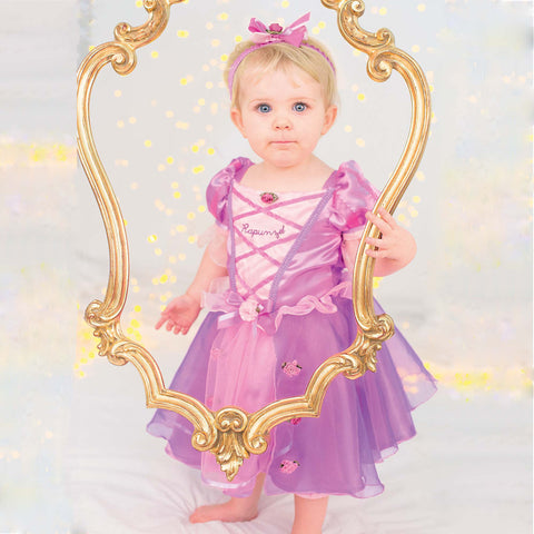 Rapunzel Baby Princess Dress