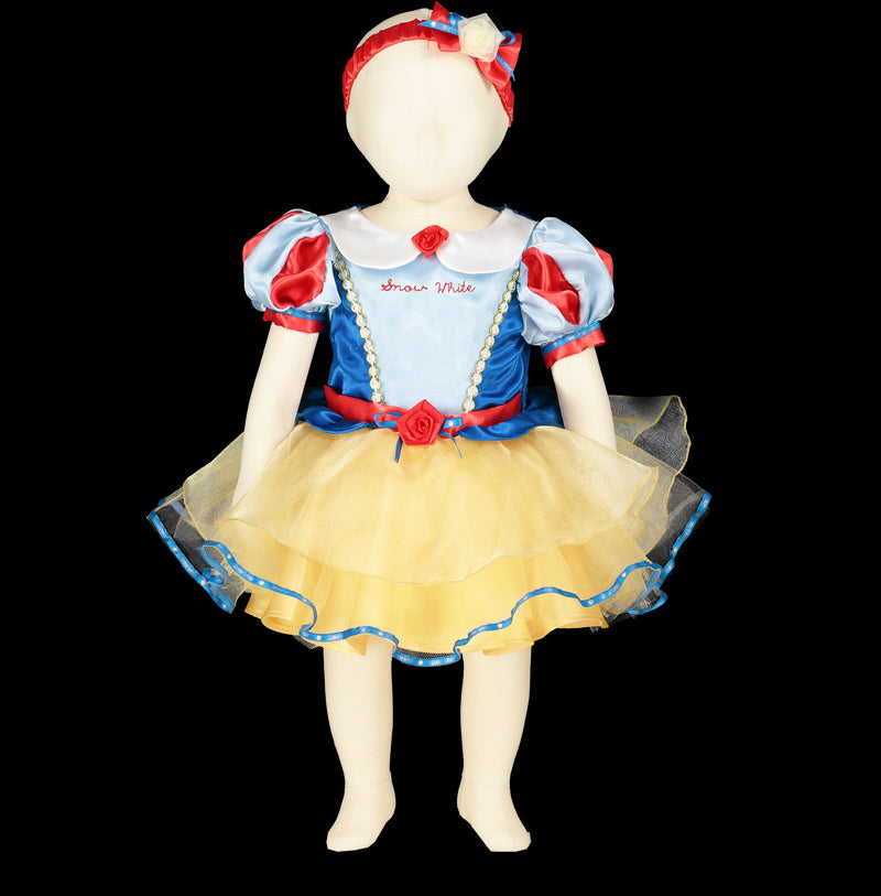 Snow White Baby Princess Dress , Baby Costume - Disney Baby, Ayshea Elliott  - 3