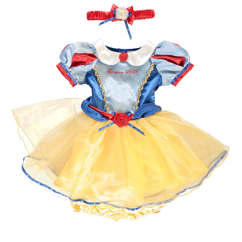Snow White Baby Princess Dress , Baby Costume - Disney Baby, Ayshea Elliott  - 4
