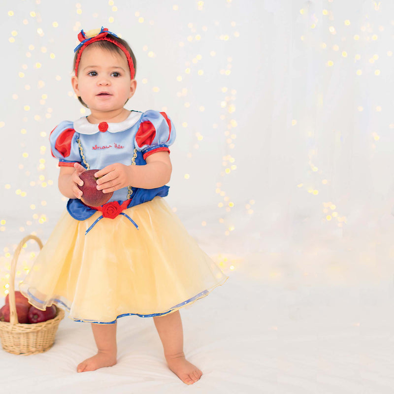 Snow White Baby Princess Dress , Baby Costume - Disney Baby, Ayshea Elliott  - 2