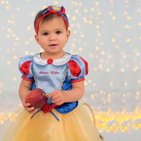 Snow White Baby Princess Dress
