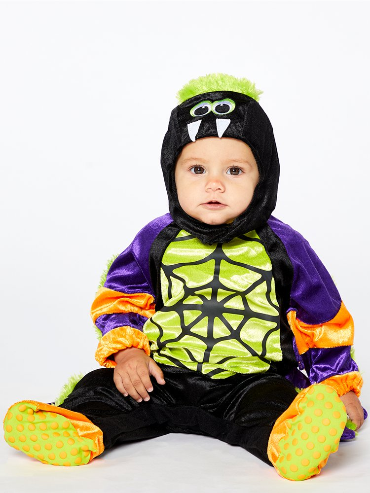 Spooky Spider  Baby Costume