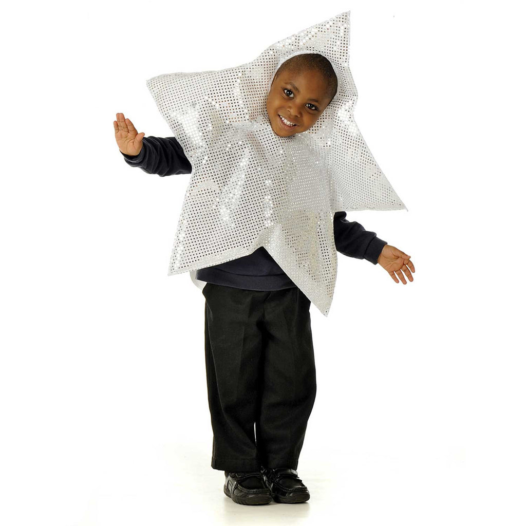 Children's Star Nativity Costume , Star Costume, Children's Costume - Time to Dress Up, Ayshea Elliott - 2