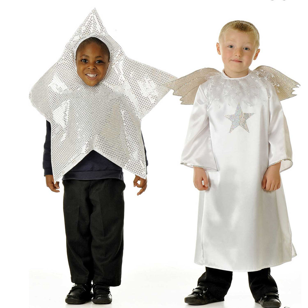 Children's Angel Nativity Dress Up Costume , Children's Costume - Pretend to Bee, Ayshea Elliott - 2