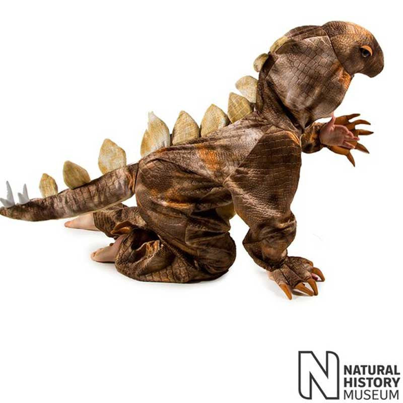 Official Natural History Museum Stegosaurus Costume , Children's Costume - National History Museum, Ayshea Elliott  - 2