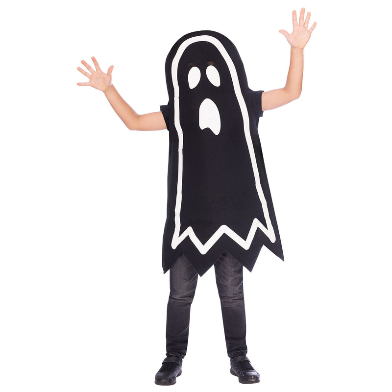 Glow in the Dark Stick Ghost Costume