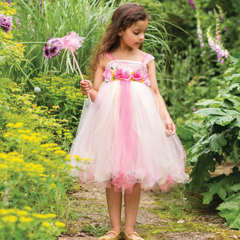 Children's Summer Fairy Dress With Wand , Fairy Dress, Children's Costume - Travis Designs, Ayshea Elliott - 2