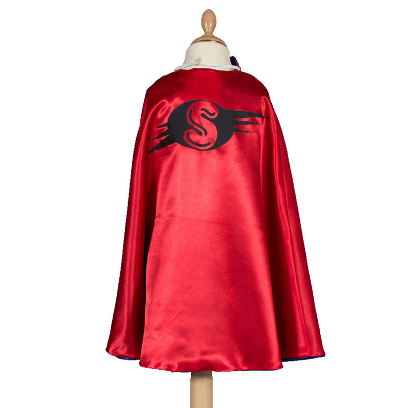 Children's Superhero Cape , Superhero Cape - Red-Accessories - Time to Dress Up, Ayshea Elliott - 1