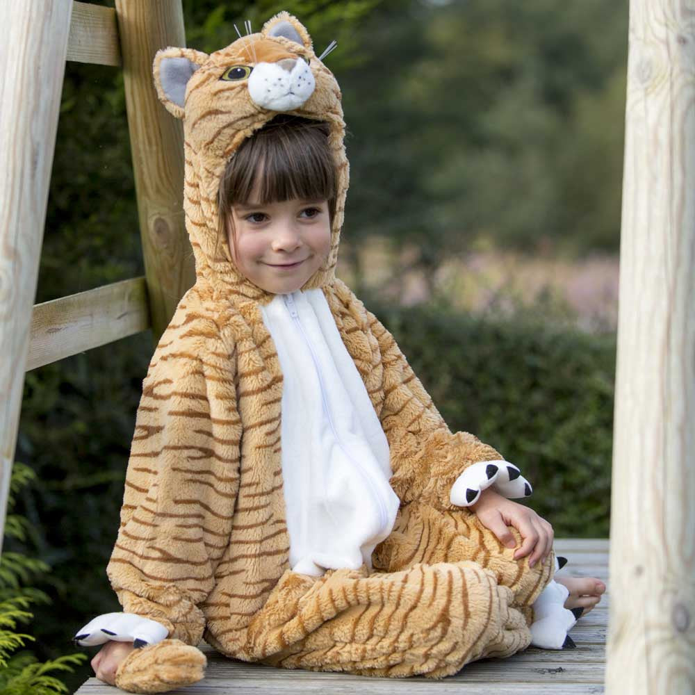 Children's Tabby Cat Dress Up , Children's Costume - Time to Dress Up, Ayshea Elliott  - 1