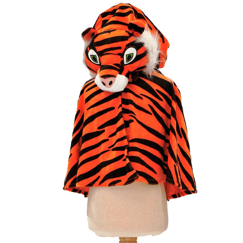 Children's Tiger Fancy Dress Cape