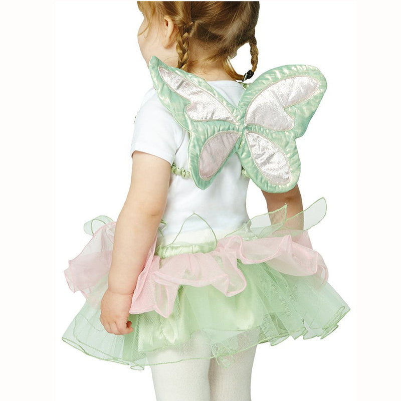 Tinker Bell Fairy Tutu and Wings Set