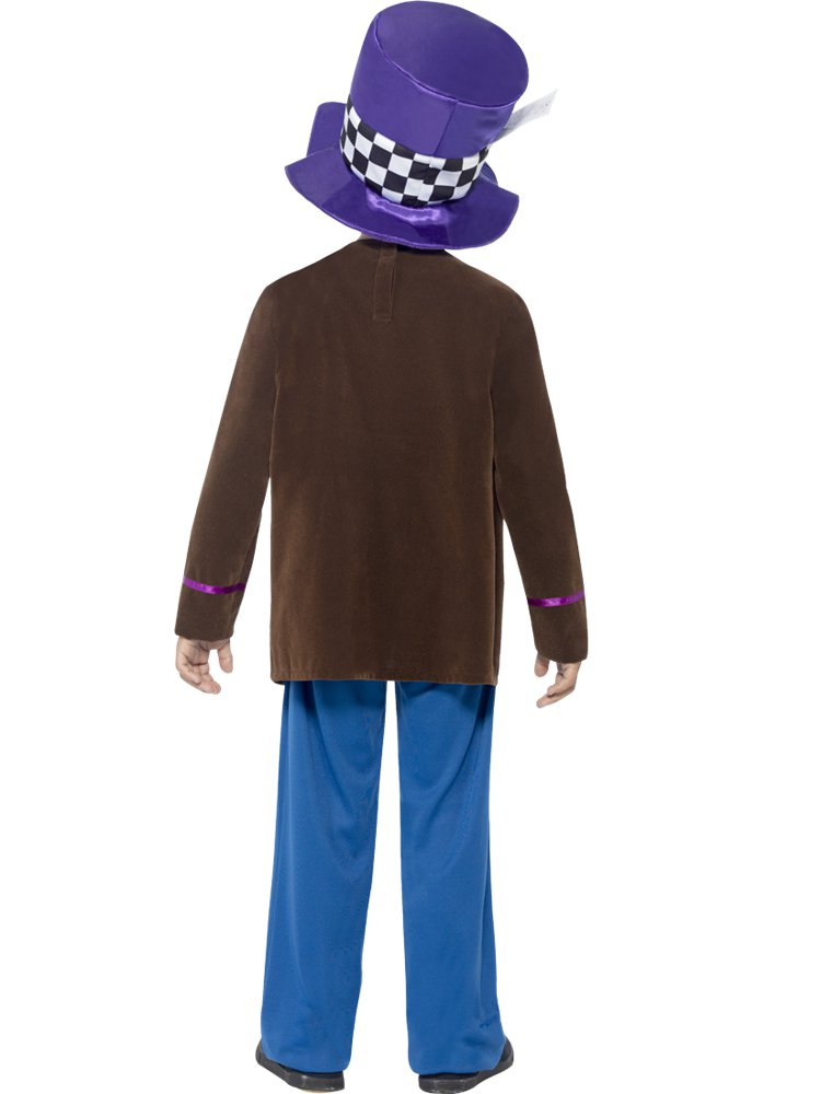 Top Hatter Fancy Dress Costume