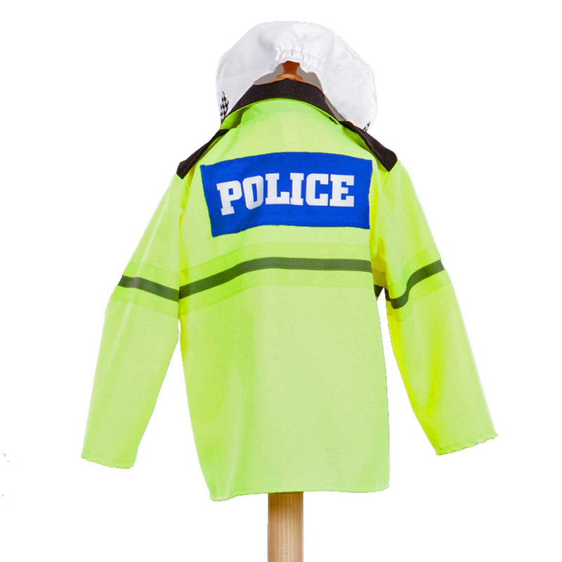 Children's Traffic Police Officer Costume , Children's Costume - Pretend to Bee, Ayshea Elliott  - 2