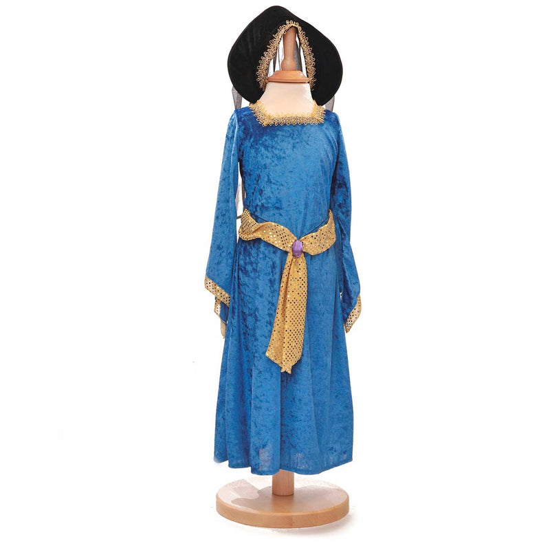 Children's Tudor Woman Costume , Children's Costume - Pretend to Bee, Ayshea Elliott - 1