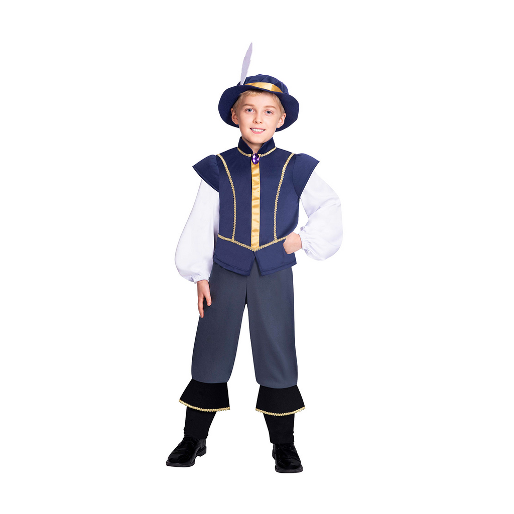 Children's Tudor Prince Costume